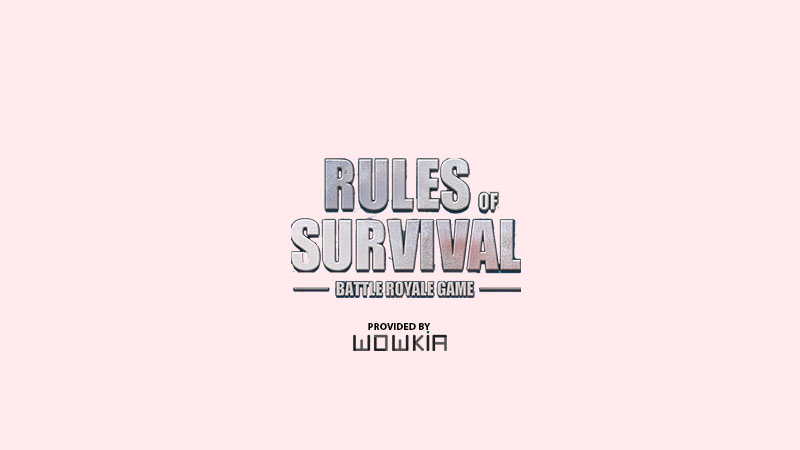 Download Rules Of Survival Pc For Windows