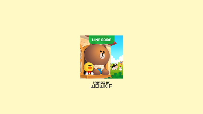 Download Line Brown Farm For Android