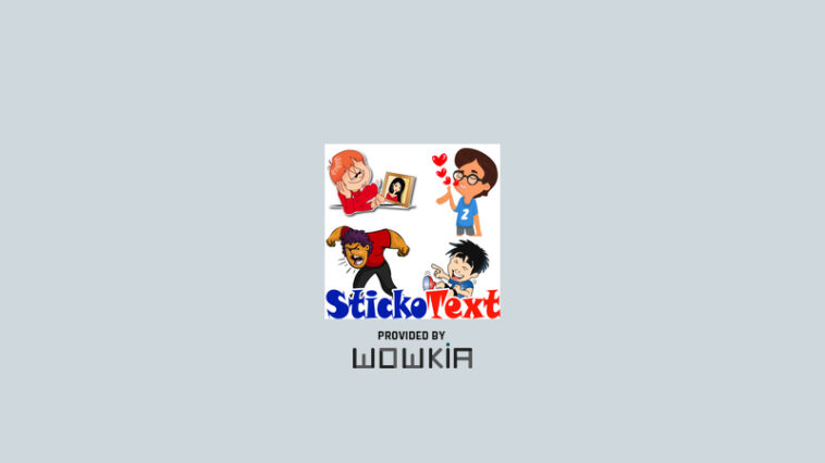 Download Stickotext For Android