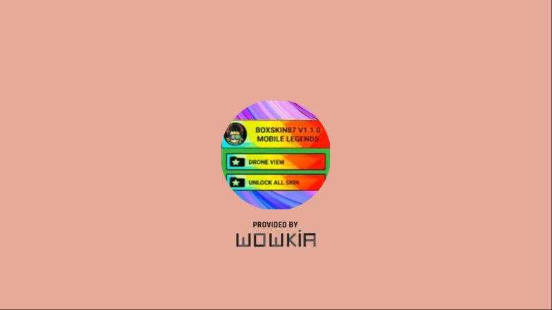 download box skin mlbb